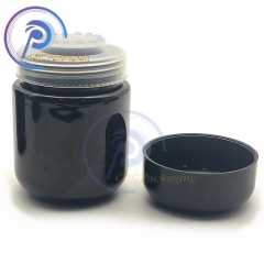 pet cannabis flower jars child proof lid